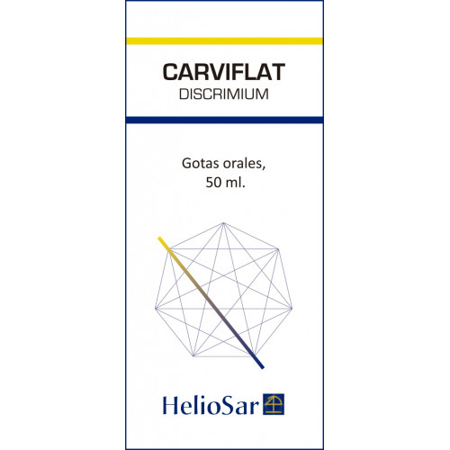 CARVIFLAT DISCRIMIUM 50ML HELIOSAR
