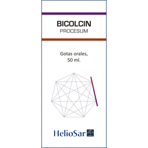 BICOLCIN PROCESUM 50ML HELIOSAR