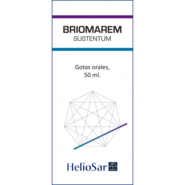 BRIOMAREM SUSTENTUM 50ML HELIOSAR
