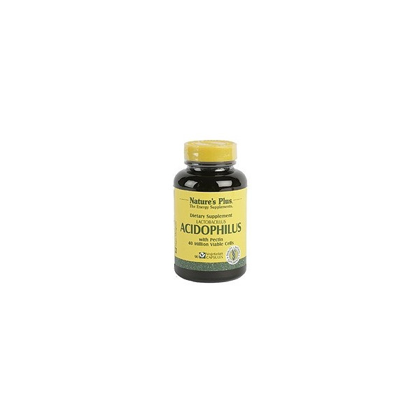 ACIDOPHILUS 90 CAP NATURE'S PLUS