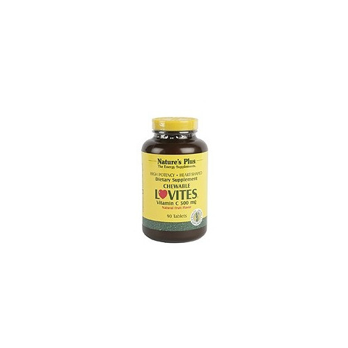 LOVITES (VIT C 500 MG) 90 COMP MAST NATURE'S PLUS