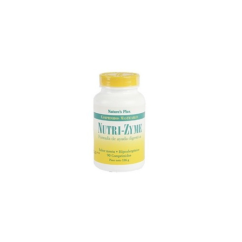 NUTRIZYME 90 COMP NATURE'S PLUS