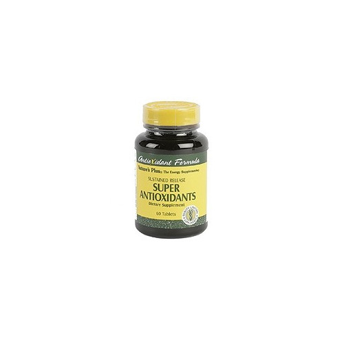 SUPERANTIOXIDANTES 60 COMP NATURE'S PLUS