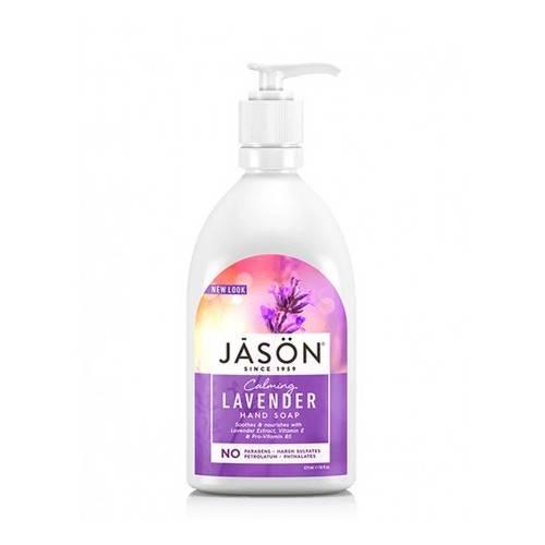 LAVANDA JABON MANOS HAND SOAP 473 CC JASON
