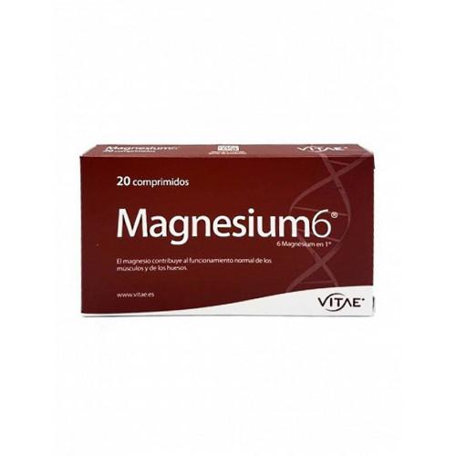 MAGNESIUM6 20 COMP VITAE