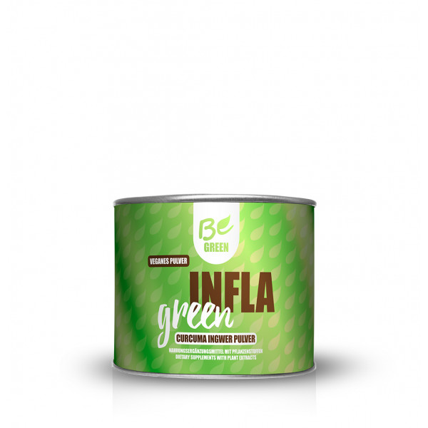 INFLA GREEN 180 GR GREEN LINE BE GREEN