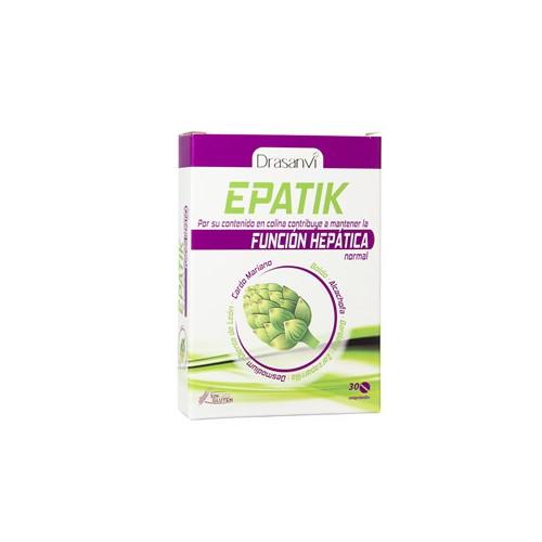 EPATIK DETOX TOXINAS 30 COMP DRASANVI