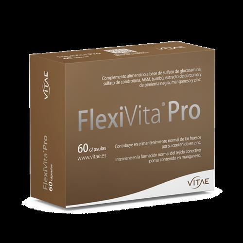 FLEXIVITA PRO 60 CAPS VITAE