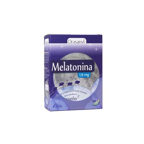 MELATONINA 1.90 MG 60 CAPS