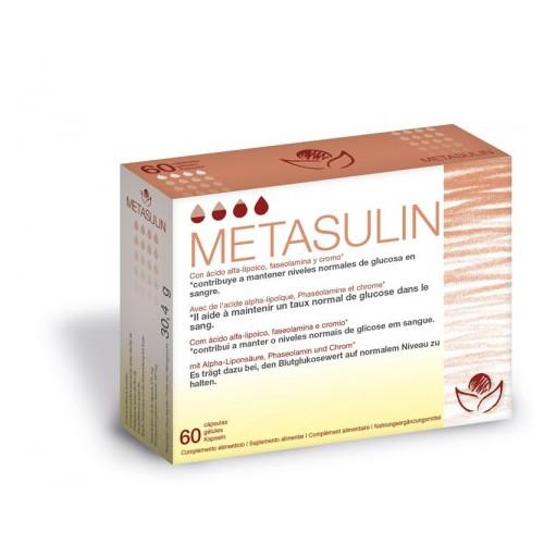 METASULIN 60 CAP BIOSERUM