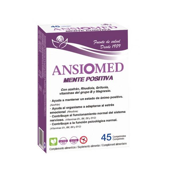 ANSIOMED MENTE POSITIVA 45 COMP BIOSERUM