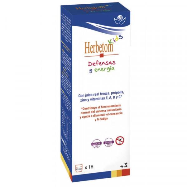 HERBETOM KIDS DEF Y ENERGIA 250 ML BIOSERUM