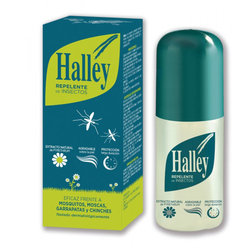 HALLEY REPELENTE INSECTOS 100ML