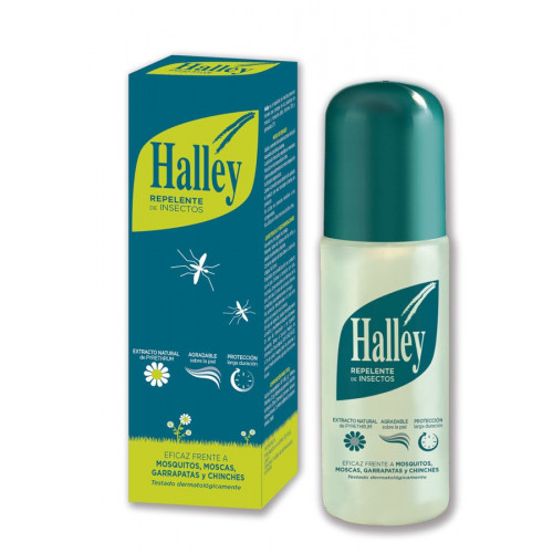 HALLEY REPELENTE INSECTOS 150ML