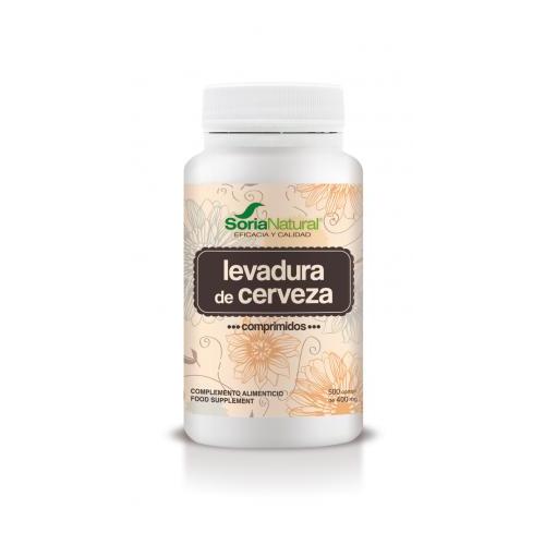 LEVADURA CERVEZA 500 COMP SORIA NATURAL