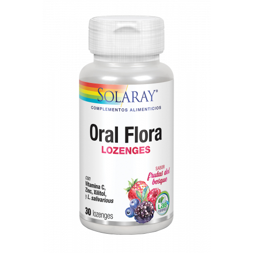 ORALFLORA 30 CHICLES SOLARAY