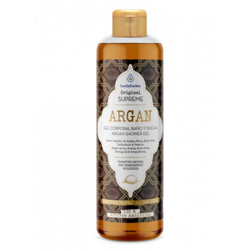 ARGAN SUPREME GEL CORPORAL BAÑO DUCHA 500 ML ESENTIAL INTERS