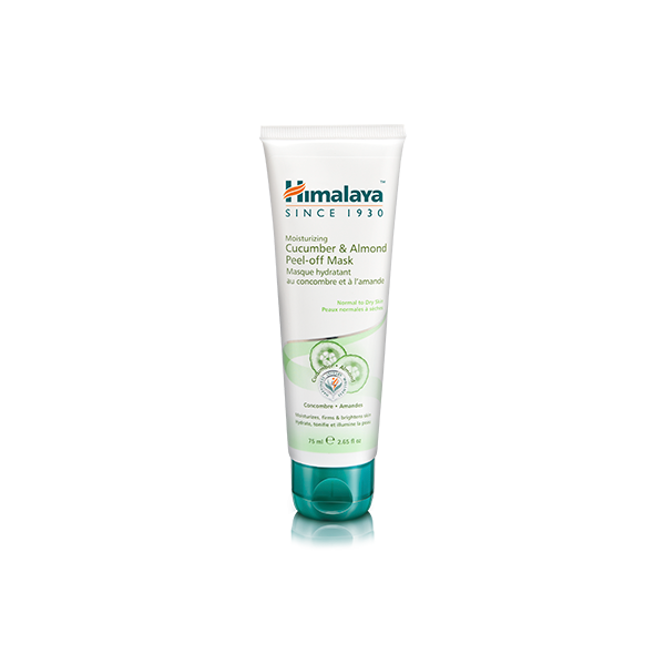 MASCARILLA PEEL OF ALMENDRA PEPINO 75 ML HIMALAYA