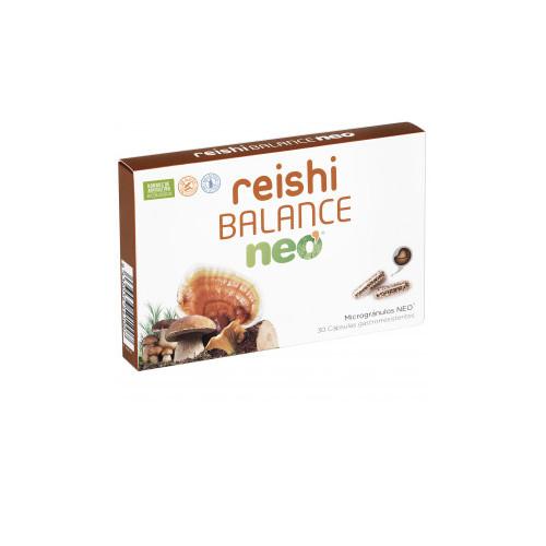 REISHI BALANCE NEO 30 CAP NEOVITAL