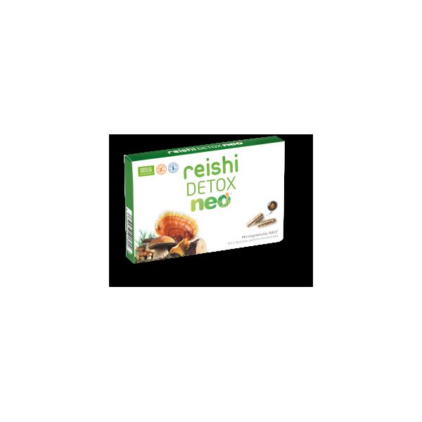 REISHI DETOX NEO 30 CAP NEOVITAL