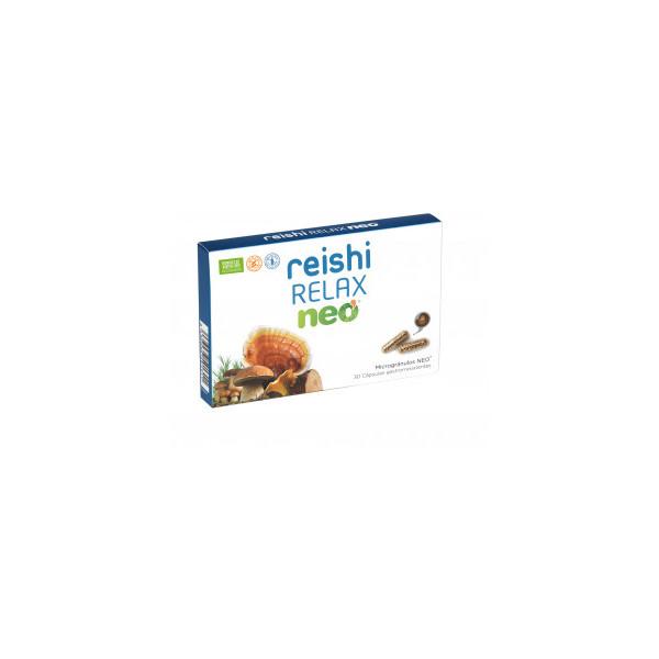 REISHI RELAX NEO 30 CAP NEOVITAL