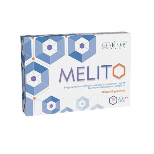 MELITO 30 COMP GLAUBER PHARMA