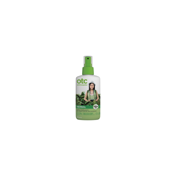 OTC ANTIMOSQUITOS HERBAL SPRAY 100 ML