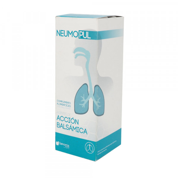 NEUMOPUL 250 CC GENOMIX SCIENCE & HEALTH