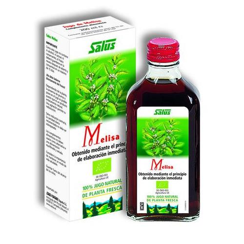 MELISA JUGO 200 ML SALUS