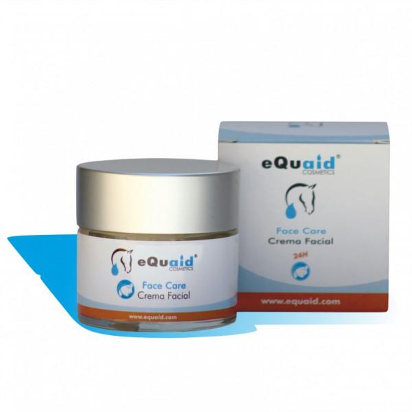EQUAID CREMA FACIAL 24 H 50 ML