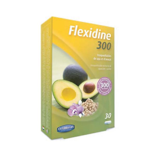 FLEXIDINE 300 30 CAP ORTHONAT