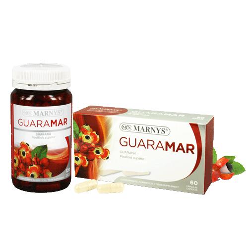 GUARAMAR (GUARANA) 60 CAP MARNYS