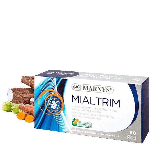 MIALTRIM  60 CAP MARNYS