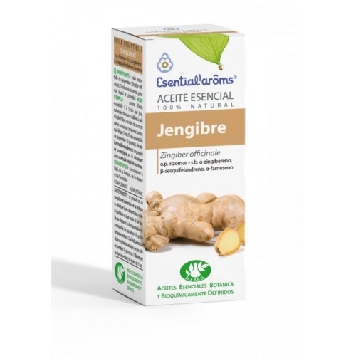 JENGIBRE O.E 10 ML ESENTIAL AROMS INTERSA