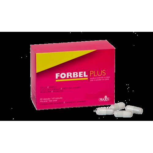FORBEL PLUS 60 CAPS PRAXIS