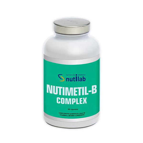 NUTIMETIL B COMPLEX 60 CAP NUTILAB