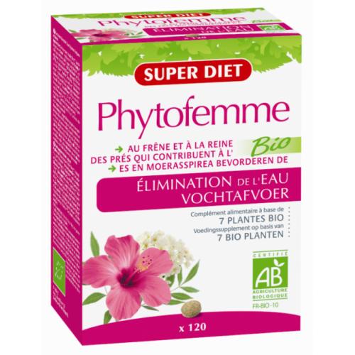 PHYTOFEMME MENOPAUSIA BIO 120 COMP SUPERDIET