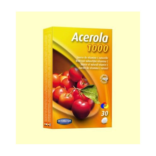 ACEROLA 1000 30 COMP ORTHONAT