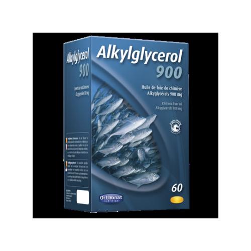 ALKYLGLICEROL ACEITE 60 CAP ORTHONAT