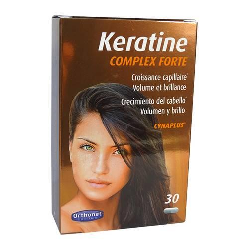 KERATINE COMPLEX FORTE 30 CAP ORTHONAT