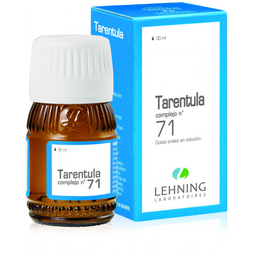 TARENTULA N-71 GOTAS 30 CC LEHNING