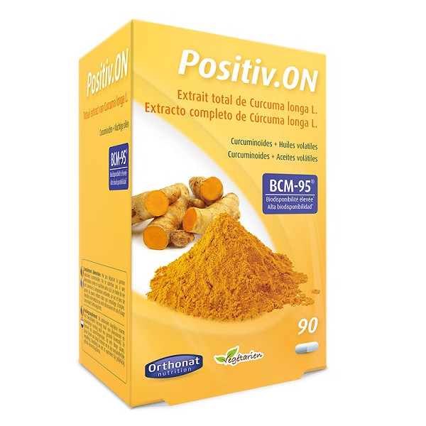 POSITIV ON 500MG 30 CAP ORTHONAT