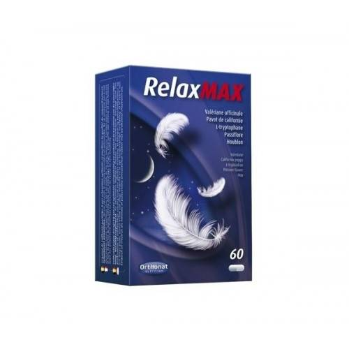 RELAXMAX 60 CAP ORTHONAT