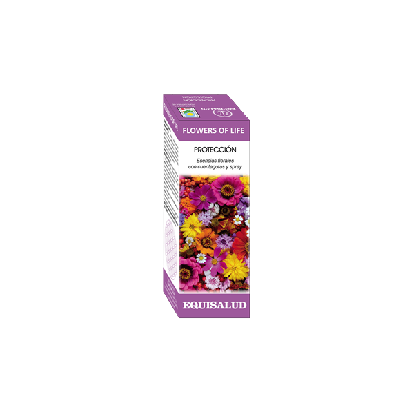 FLOWERS OF LIFE PROTECCION 15 ML EQUISALUD