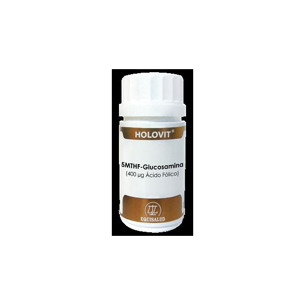HOLOVIT 5MTHF GLUCOSAMINA 50 CAP EQUISALUD