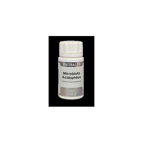 MICROBIOTA ACIDOPHILUS 60 CAP EQUISALUD