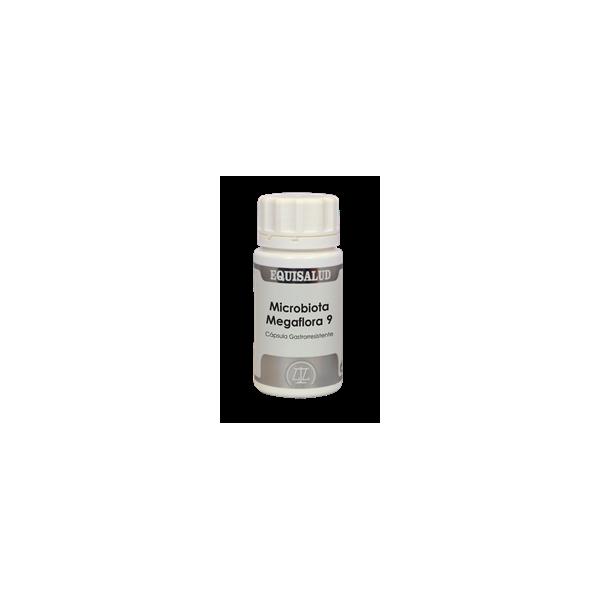 MICROBIOTA MEGAFLORA 9 60 CAP EQUISALUD