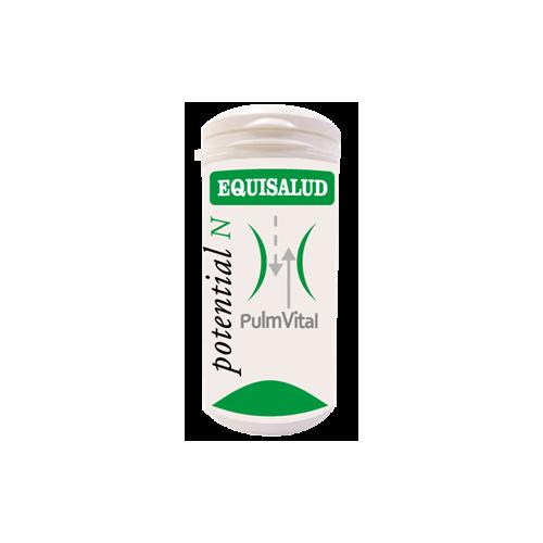 POTENTIAL N PULMVITAL 60 CAP EQUISALUD