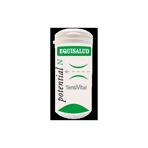 POTENTIAL N TENSIVITAL 60 CAP EQUISALUD