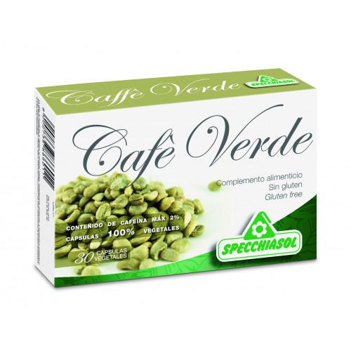 CAFE VERDE 30 CAP SPECCHIASOL